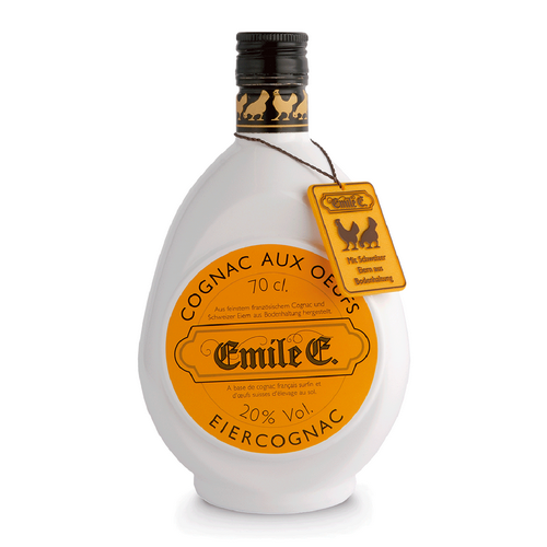 Appenzeller - Egg Nog Liqueur (70 CL)