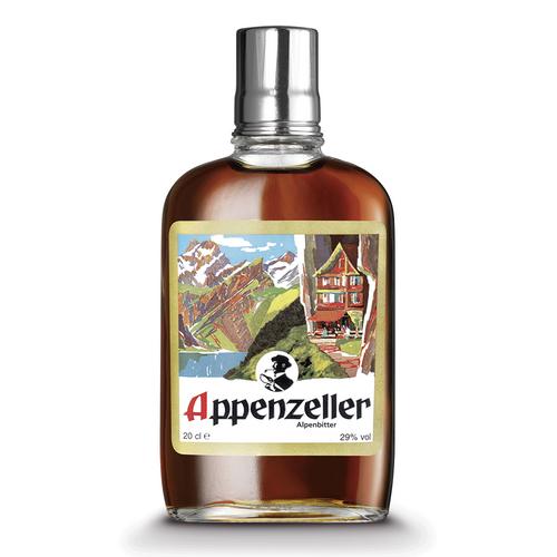 Appenzeller - Alpenbitter Flacon (20 CL)