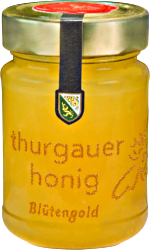 Honey P. Frehner - Thurgau Honey Blütengold Crystal (250 g)