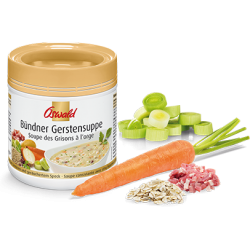 Oswald - Grisons Barley Soup (350 g)