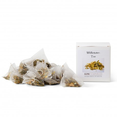 Alpin Natürlich - Swiss Herbal Tea 140 g (bags)