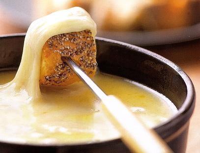 Stöckli - Cheese Fondue Set 'Säntis'