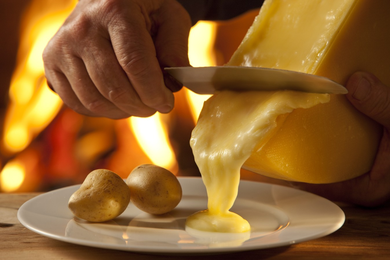 "artoffondue - Raclette Cheese ""Nature"" (500 g)"