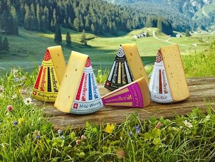 Appenzeller Extra-Würzig Cheese (ca. 250 g) ***Pre-Order Item***