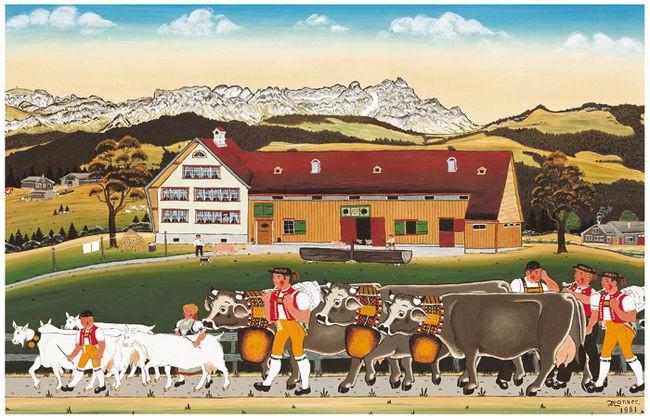 Bischofberger - Appenzeller Bärli-Biber (75 g)