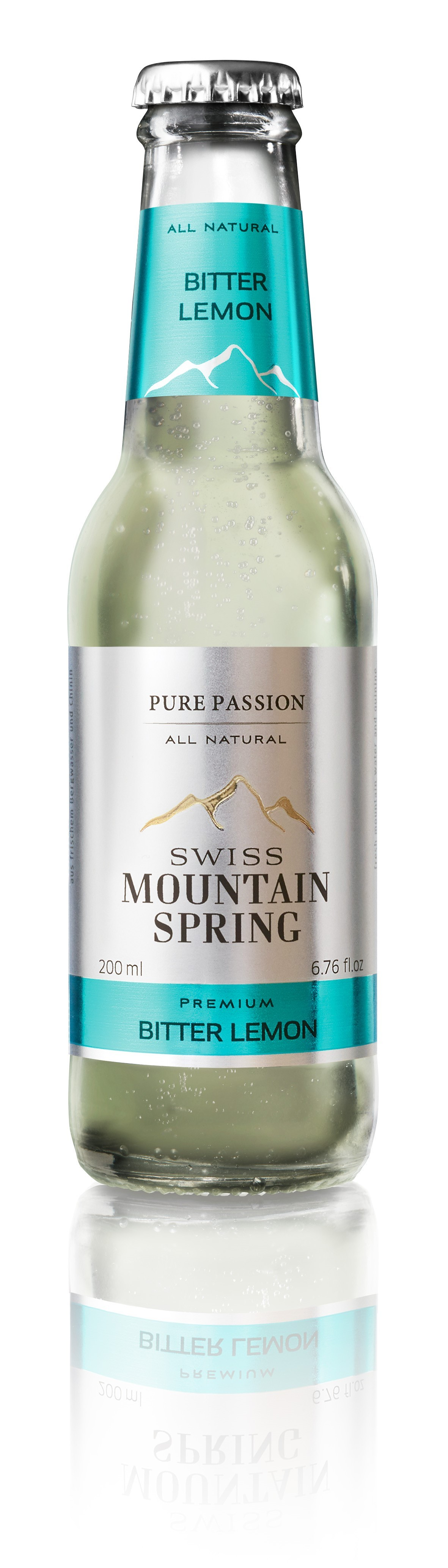 Swiss Mountain Spring - Bitter Lemon (6 x 20 CL)
