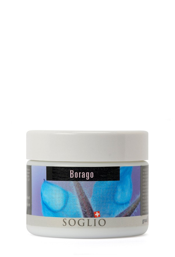 "Soglio - ""Borago"" Crème for Sensitive Skin"