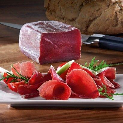 Bündnerfleisch Grison Air-Dried Beef (ca. 90 G)