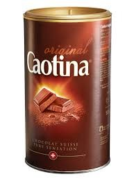 Caotina - Original Swiss Milk Chocolate Drink (500 g powder)