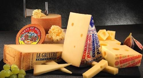 Trauffer - Cheese Knife 'Swiss Cow'