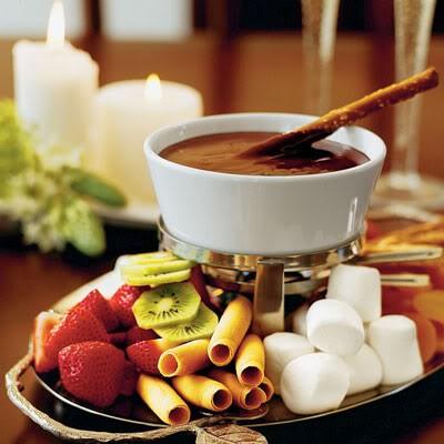 Favarger - 'Chocolate Fondue' Set (300 g)