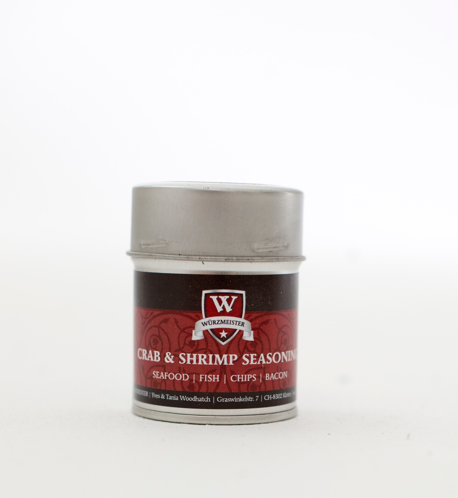 Würzmeister - Crab & Shrimp Seasoning (70 g)
