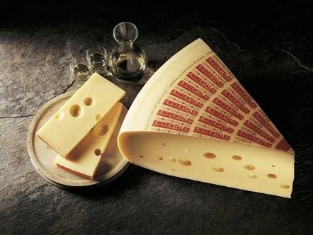 Emmentaler AOP - 'Höhlengold' Cheese (ca. 250 g) ***Pre-Order Item***