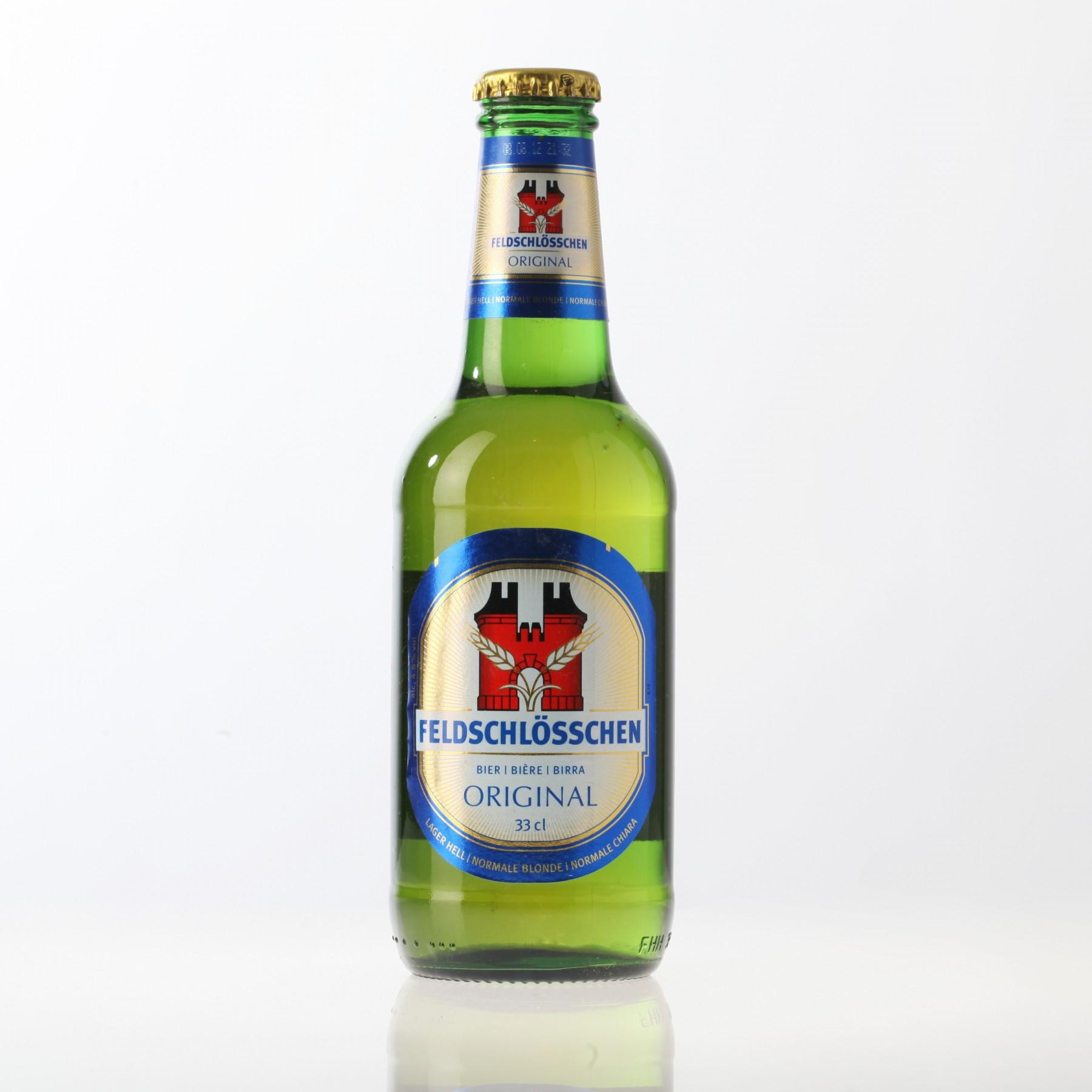 Feldschlösschen Original Premium Lager Beer (10 x 33 CL)
