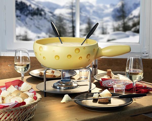 Stöckli - Cheese Fondue Pan - Cheesy