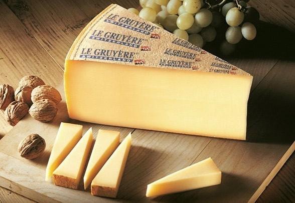 Le Gruyère AOP - 'Salé' Cheese Aged (ca. 250 g)