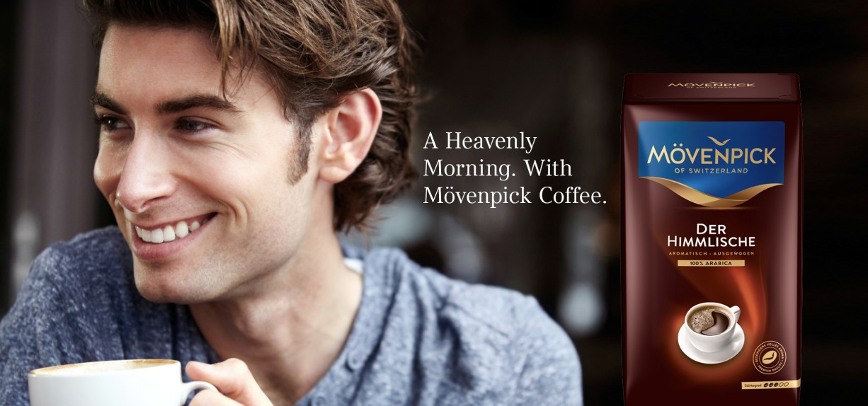 """Mövenpick - Heavenly Beans """"Der Himmlische"""" (250 g)"""