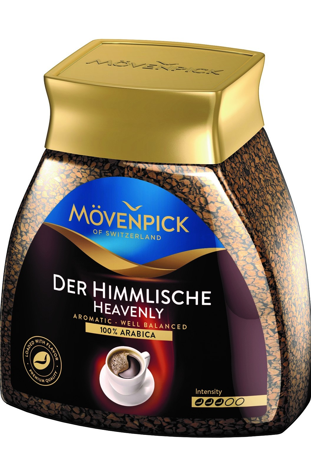 "Mövenpick - Heavenly Instant Coffee ""Der Himmlische"" (100 g)"