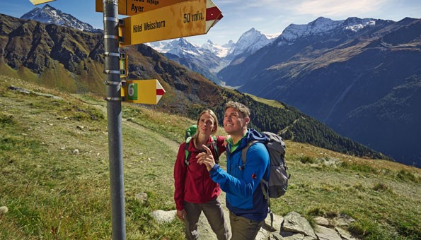 "Hiking Package ""Swiss Alps"""