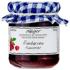 """Ottiger - Raspberry Jam """"Himbeer"""" (250 G)"""