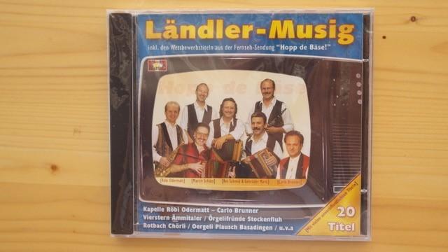 Ländler Musig - Swiss Music CD