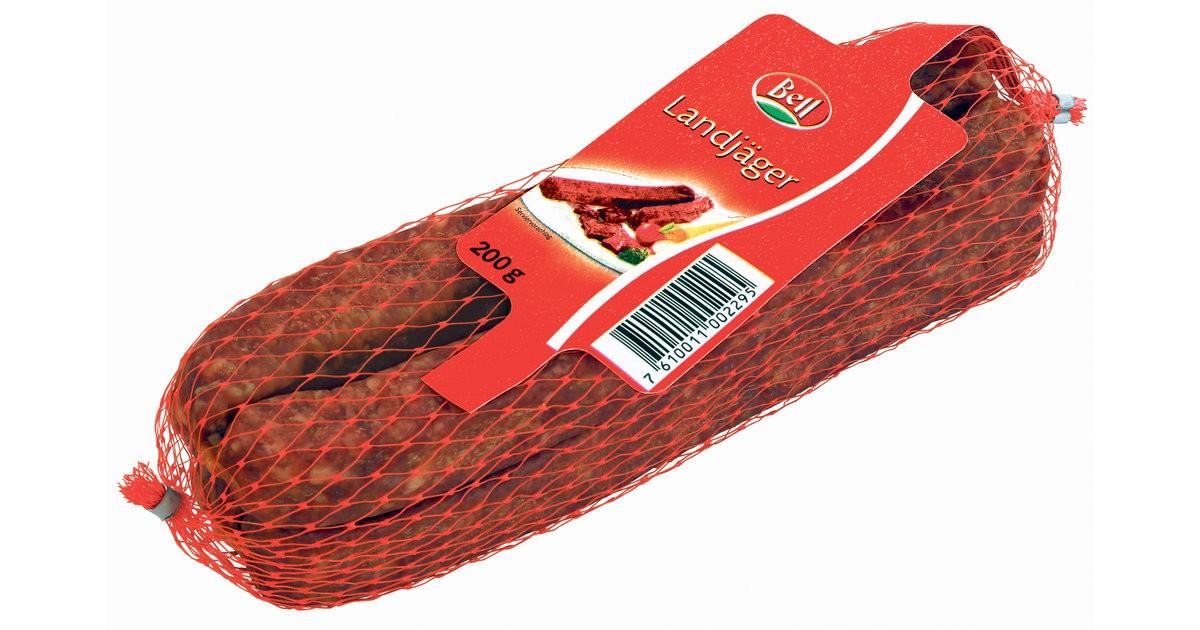 Swiss Landjäger (4 x 50 g) ***Pre-Order Item***