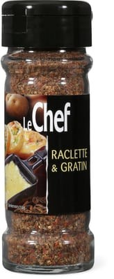 LeChef - Raclette & Gratin Condiment (60 G)