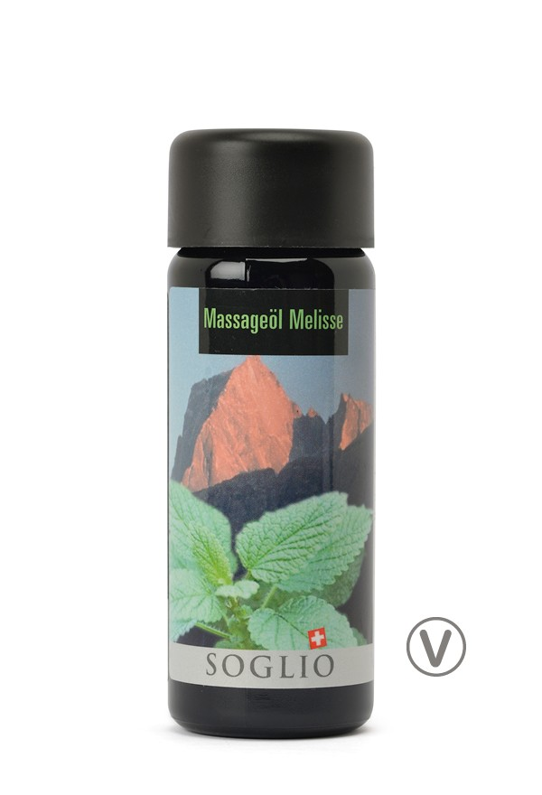 Soglio - Massage Oil Melissa