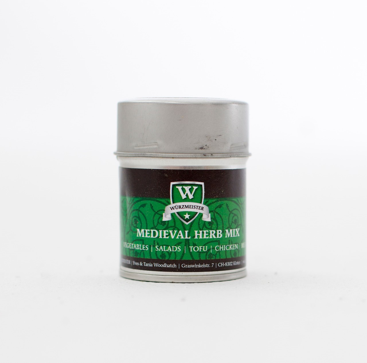 Würzmeister - Medieval Herb Mix (25 g)
