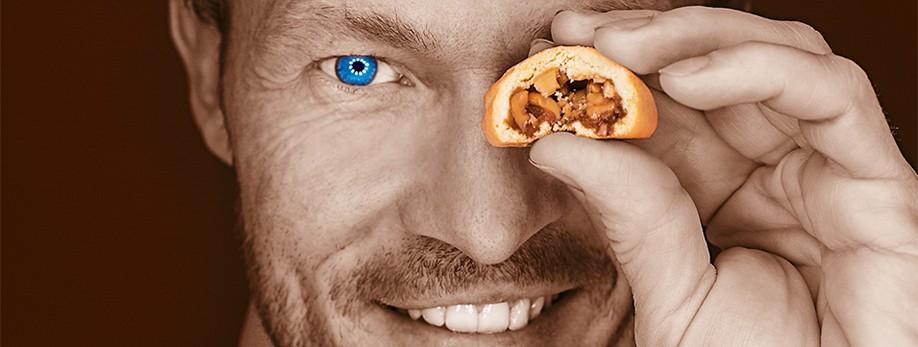 "La Conditoria - Mini Alpine Nut Cakes ""Nusstörtli"" (12 x 19 g)"