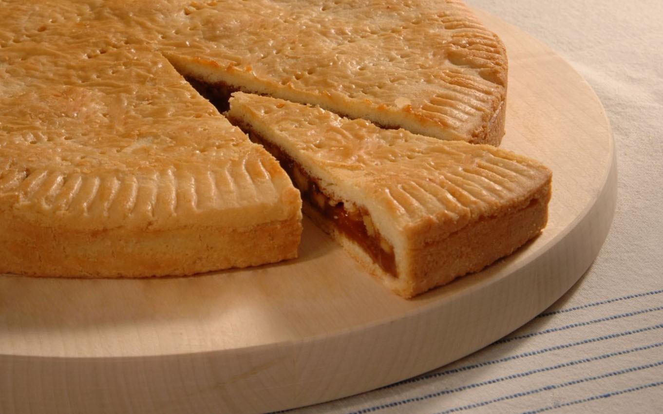 La Conditoria - Alpine Nut Cake Nusstorte 'Schellenursli' (1290 g)