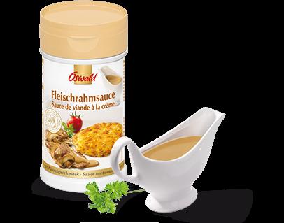 Oswald - Creamy Meat Sauce 'Fleischrahmsauce' (170 g)