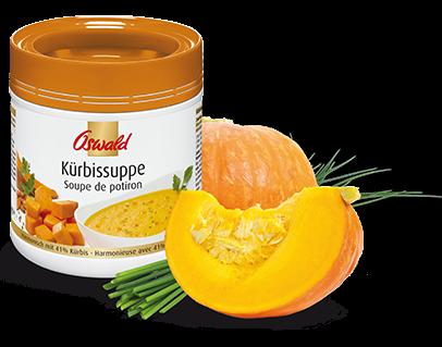Oswald - Pumpkin Soup (320 g)