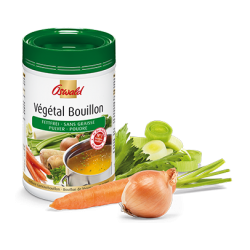 Oswald - Vegetable Bouillon Powder Fat-Free (280 g)