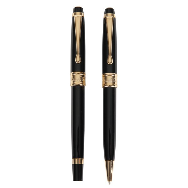 Alpine Club - Elegant Gold Writing Set