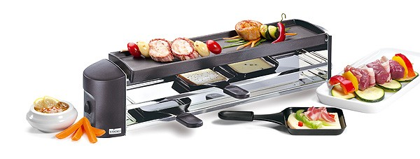Stöckli - Raclette Cheeseboard Grill (4)