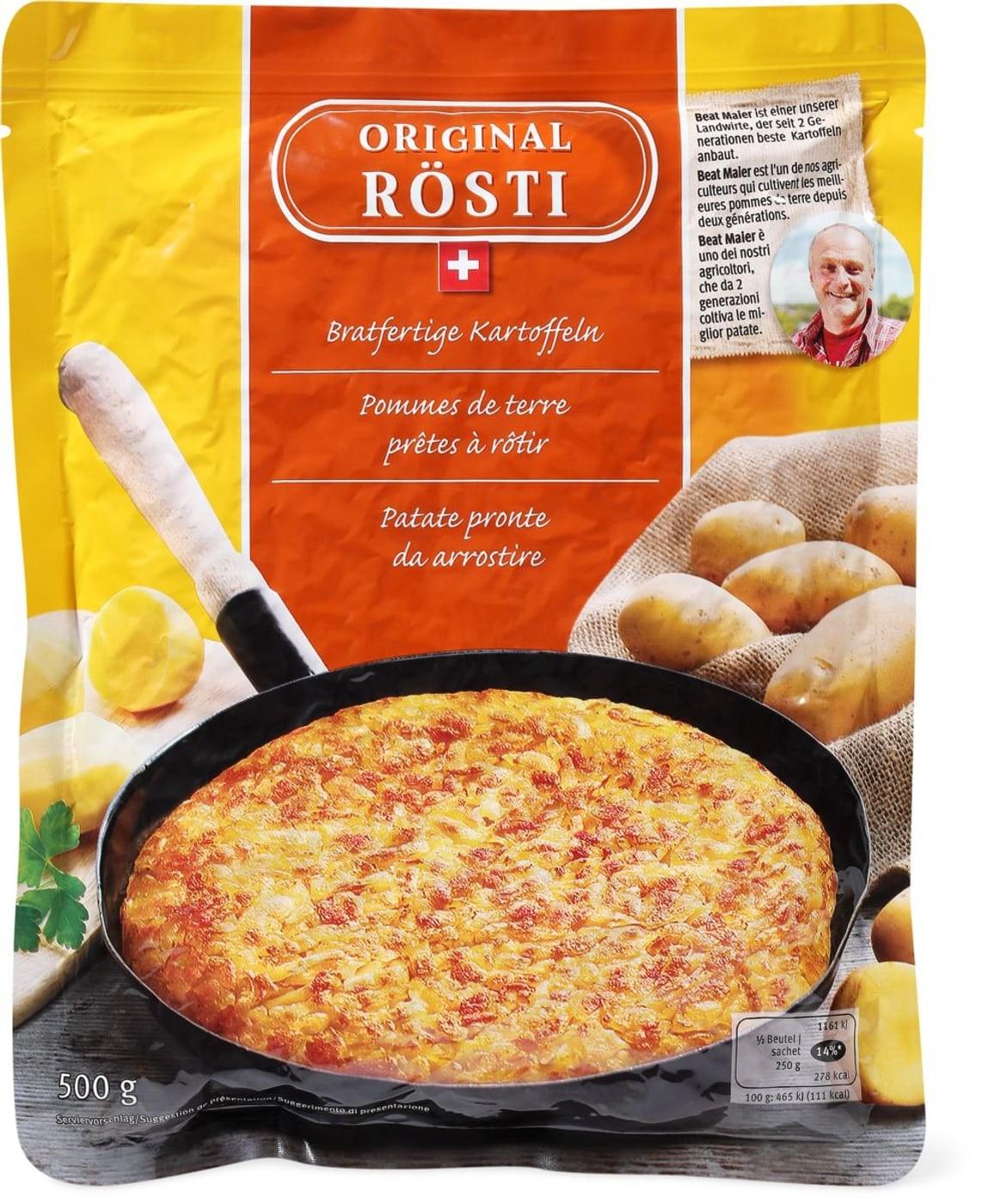 Bischofszell - Traditional Rösti (500 g)