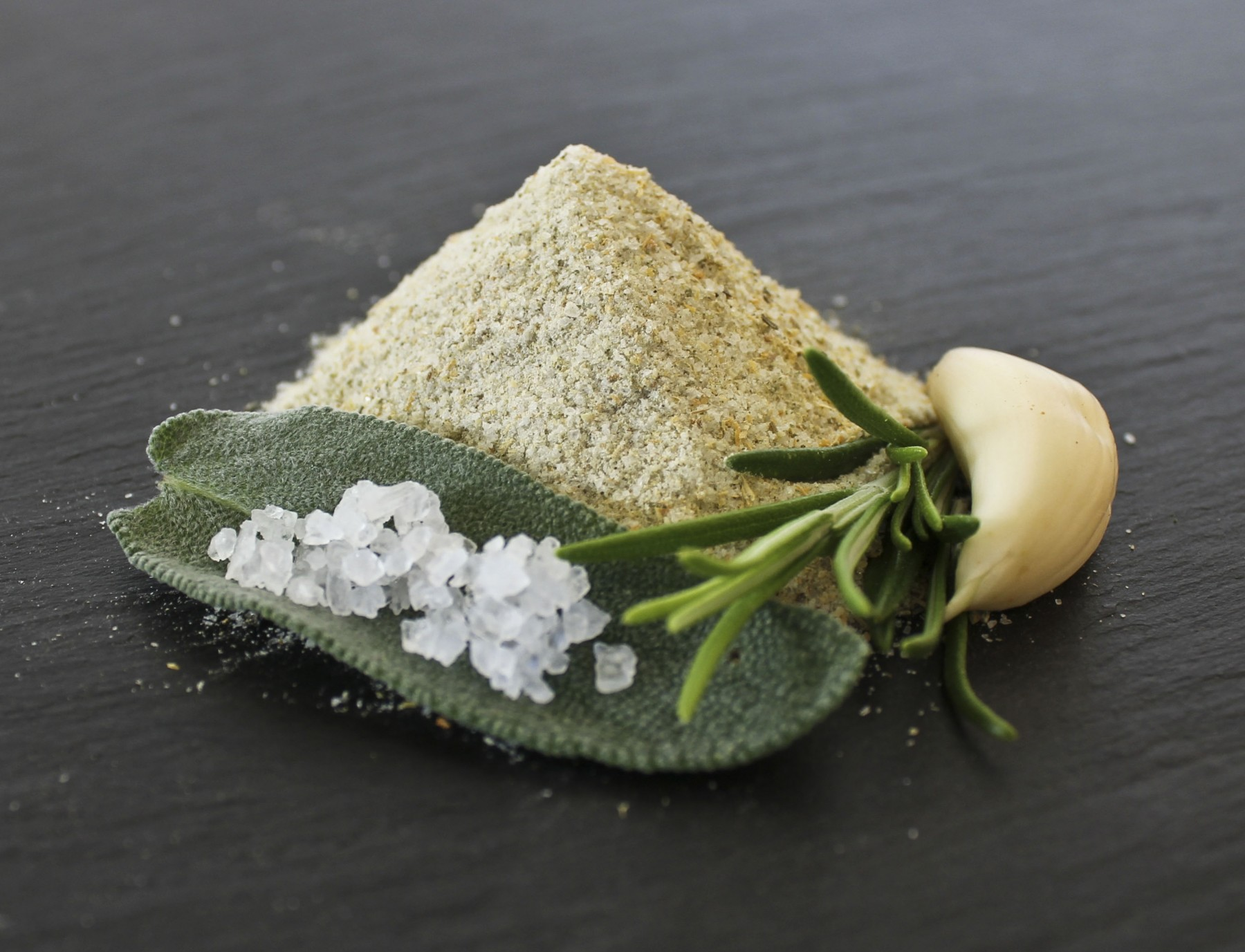 Würzmeister - Bio Rosemary Garlic Salt (100 g)