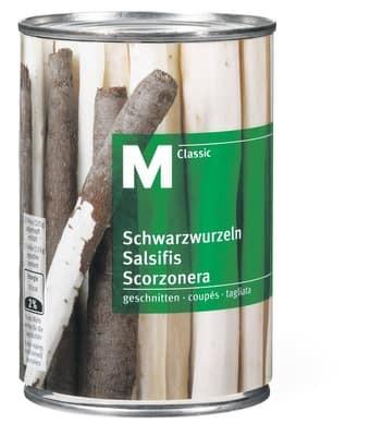 Schwarzwurzeln Black Salsifies (250 g)