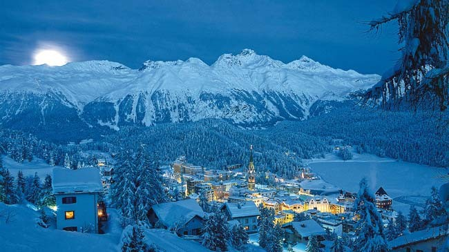 "Good Morning ""St. Moritz"""