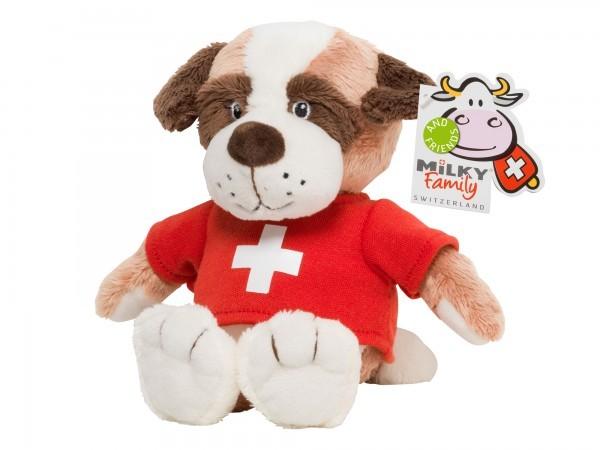 Milky Family - Stuffed Toy Dog
