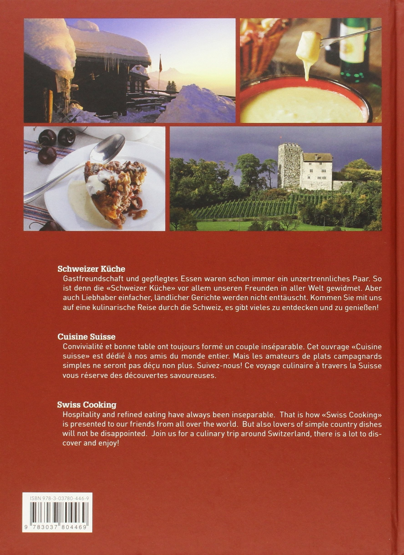 Swiss Cooking, Alfred Häfeli - Cookbook