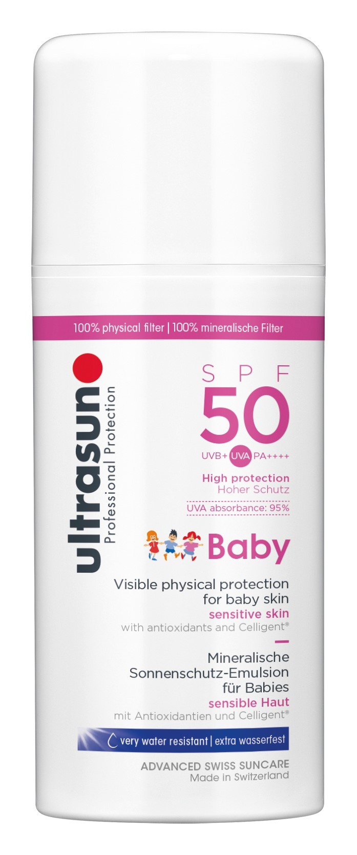 Ultrasun - Baby SPF50 (100 ml)