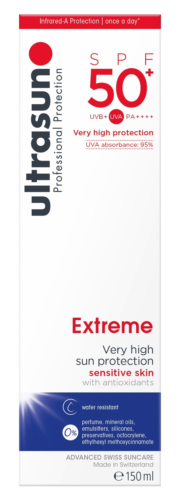 Ultrasun - Extreme SPF50+ (150 ml)