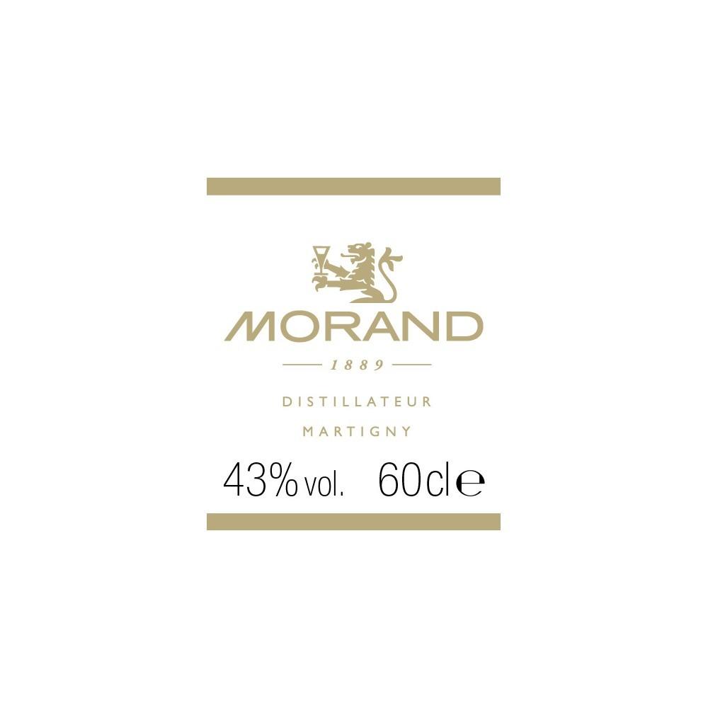 Morand – 'Williamine Carafe Poire Prisonniere' Pear Liqueur (60 CL)