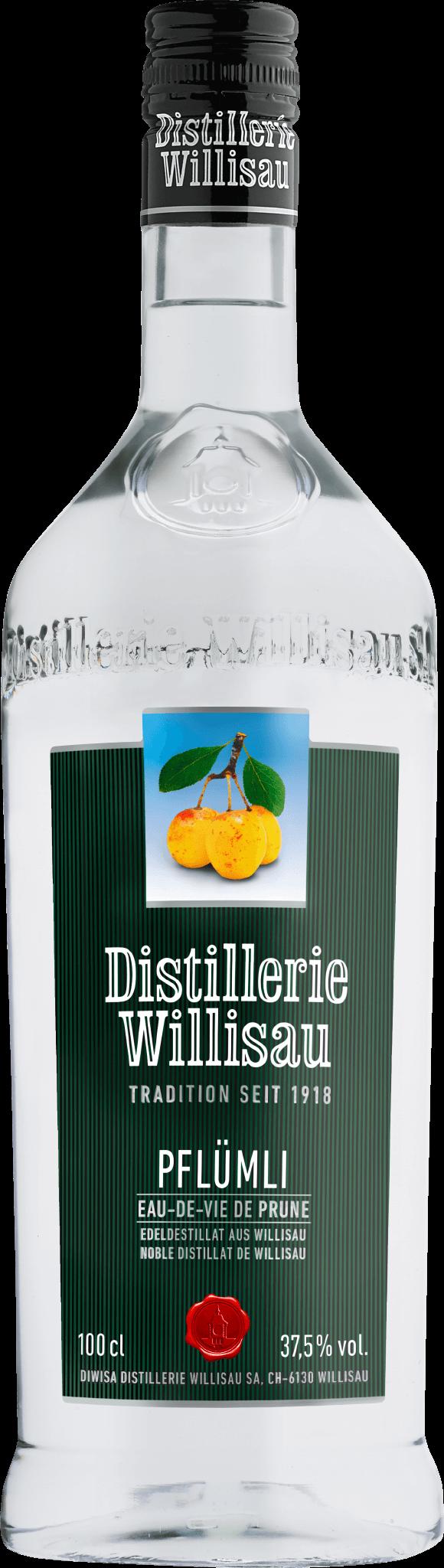 "Distillerie Willisau - ""Pflümli"" Plum Liqueur (100 CL)"