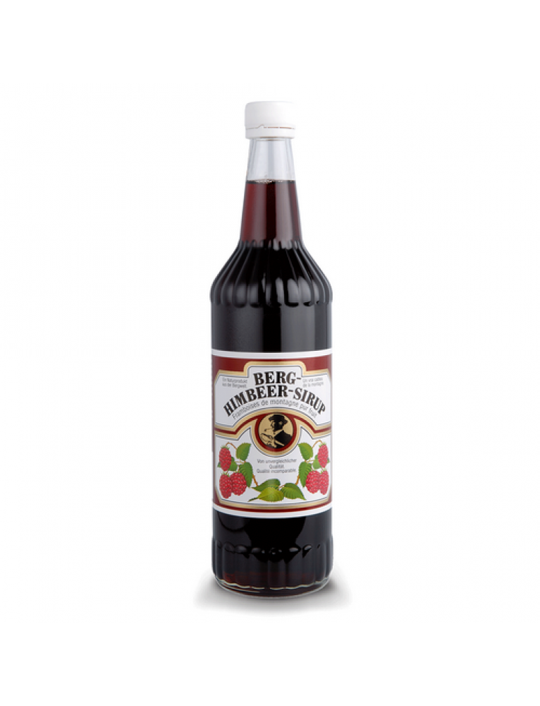 Appenzeller -  Mountain Raspberry Syrup (70 CL)