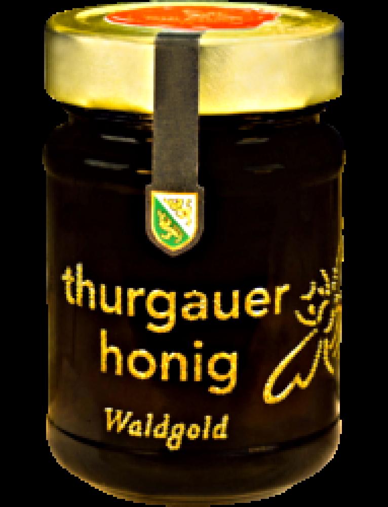 Honey P. Frehner - Thurgau Honey Waldgold (250 g)