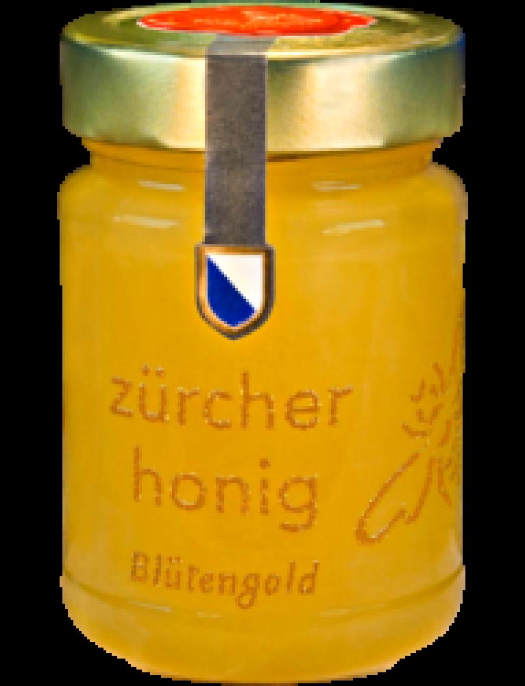 Honey P. Frehner - Zurich Honey Blütengold Crystal (250 g)