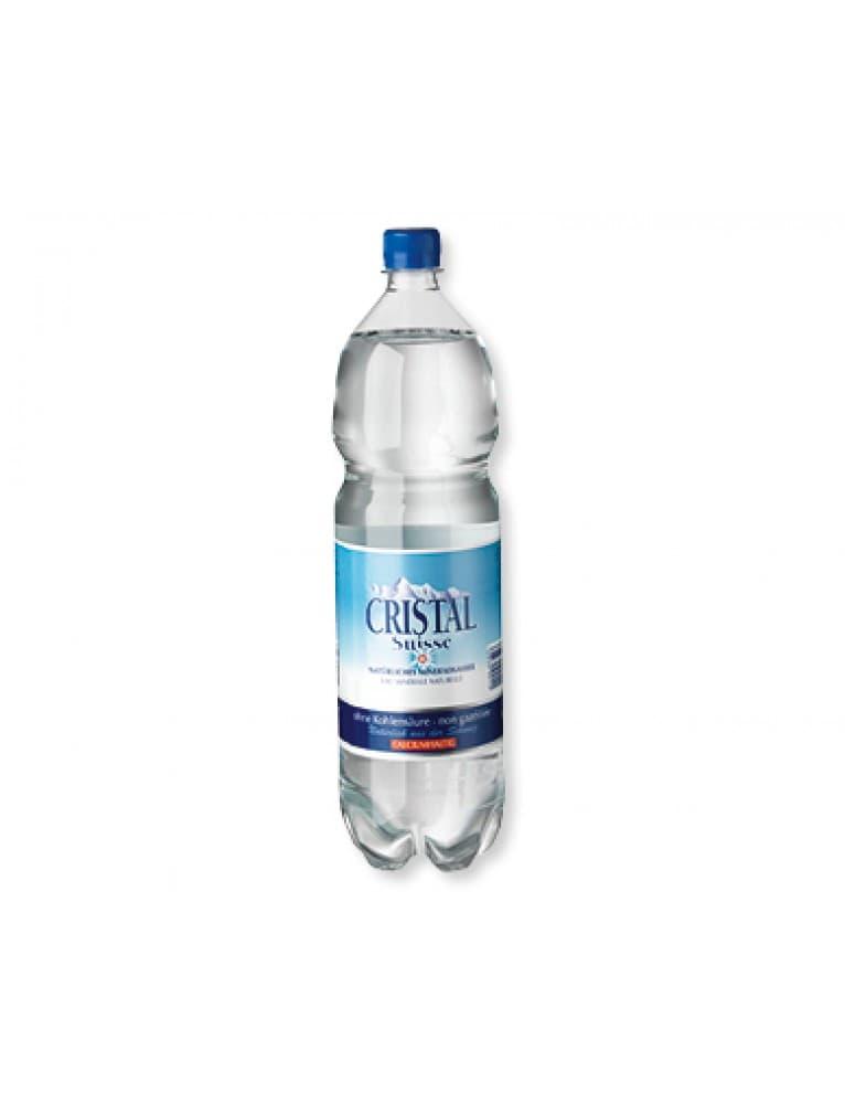 Adelbodner - Crystal Swiss Still Mineral Water (6 x 1.5 l)